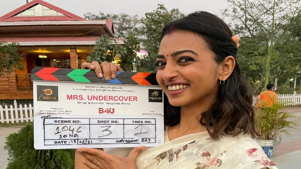 ALSO READ: Radhika Apte Shares Her Experience Of Shooting For Mrs Undercover In Kolkata, Amidst The Pandemic Recently!