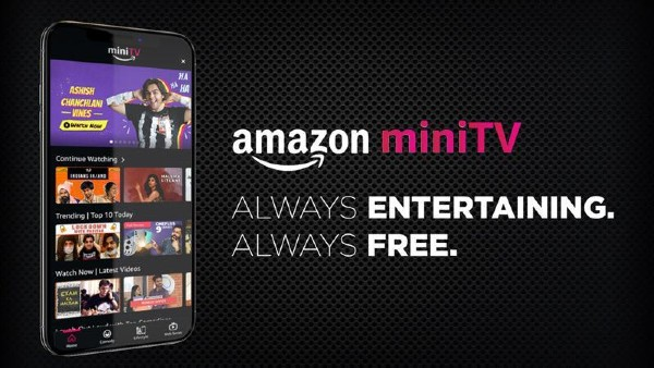 Amazon India Launches Free Video Streaming Service