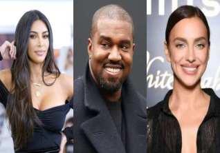 Kanye West Unfollows Ex Wife Kim Kardashian Her Sisters Amid Dating Rumours With Irina Shayk