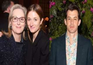 Meryl Streep S Daughter Grace Gummer Is Engaged To Mark Ronson