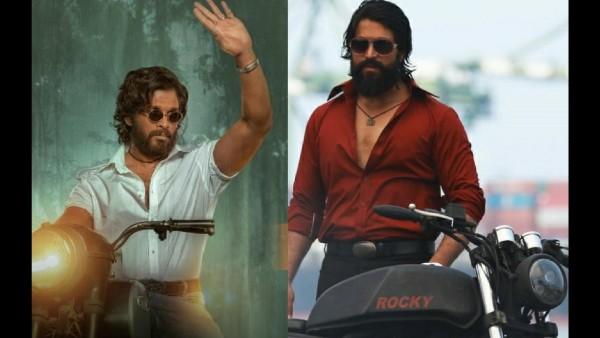 Pushpa Vs Kgf Uppena Director Compares Allu Arjun Starrer To Yash S Blockbuster Film