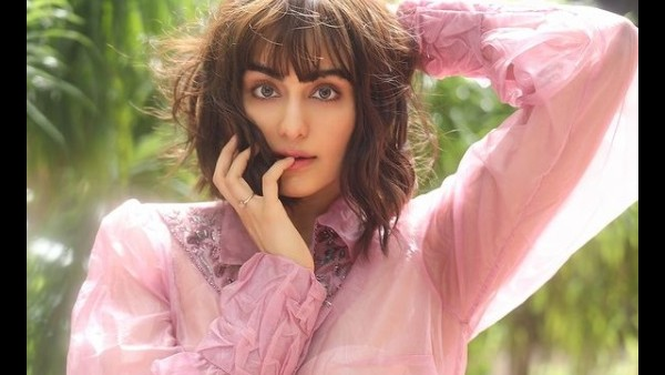 Adah Sharma Recalls The First Time She Saw Herself On Screen; 'I Didn't Really Connect With That Person'