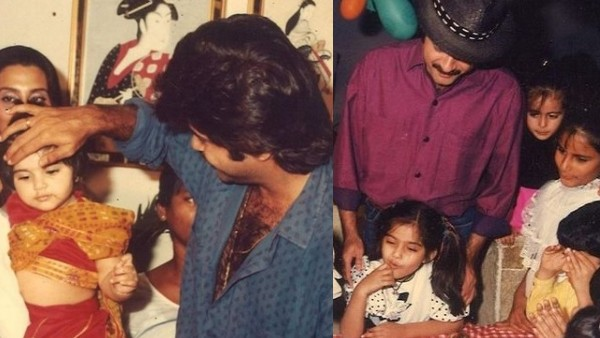 Anil Kapoor Shares Unseen Childhood Photos Of Birthday Girl Sonam; Reveals His Favourite Thing About Her