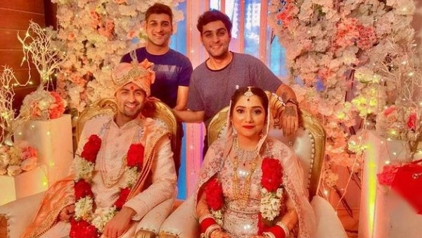 Ankit Gera is linked to a Nigerian NRI;  The actor says 'Rashi had no clue about his work as an actor'