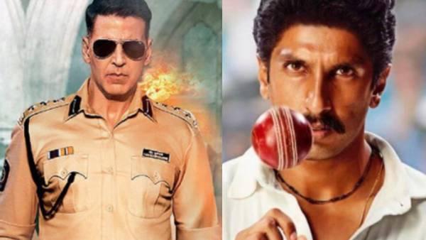 After Bell Bottom, Akshay Kumar's Sooryavanshi & Ranveer's 83 To Get Theatrical Release?