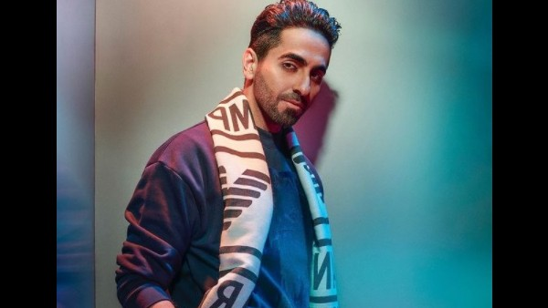 Ayushmann Khurrana Shares A Glimpse Of His Pandemic Survivor Kit And It's Deeply Relatable!