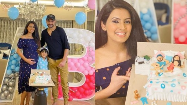 Geeta Basra's Virtual Baby Shower Photos: Actress Has A Blast With Guests From Different Parts Of The World