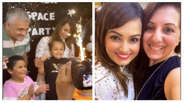 Munisha Khatwani Shares Pictures From Kavish's Birthday