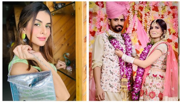 Kundali Bhagya Fame Isha Anand Sharma Secretly Ties The Knot In A Low-Key Wedding Ceremony