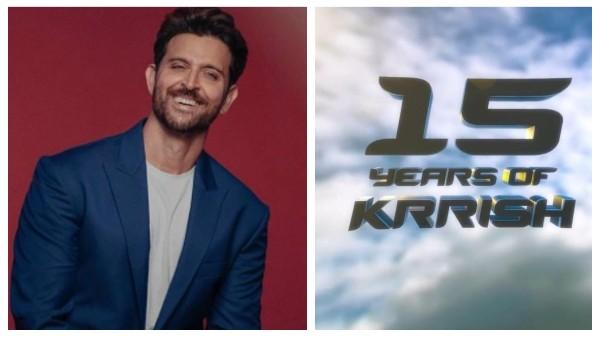 Celebrating 15 Years Of India's Most Loved Superhero Krrish!