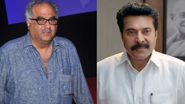 Boney Kapoor Acquires Remake Rights Of Mammootty's Film One
