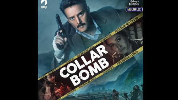 Jimmy Sheirgill's Crime Thriller Collar Bomb To Premiere On Disney+ Hotstar In July