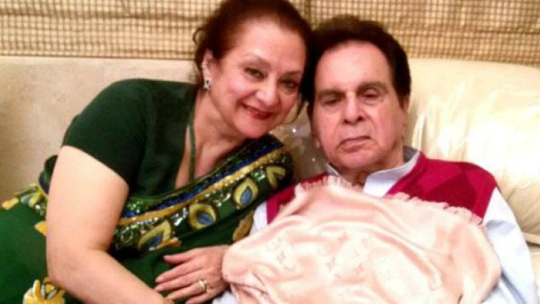 Saira Banu Opens Up About Dilip Kumar's Health; Says 'All Is Well'