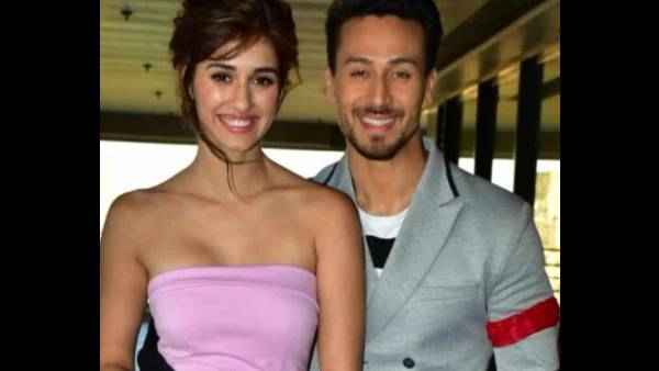 Tiger Shroff And Rumoured Girlfriend Disha Patani Get Pulled Over By Mumbai Police During Their Drive
