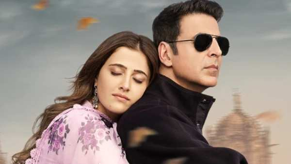 Akshay Kumar Teases First Look Of Filhaal 2 - Mohabbat With Nupur Sanon, Says 'The Pain Continues'