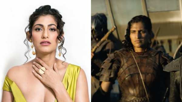 Kubbra Sait Spotted In Apple TV's Foundation Trailer, Ali Fazal Says 'We Sure Hinge Our Hopes On You Gurl'