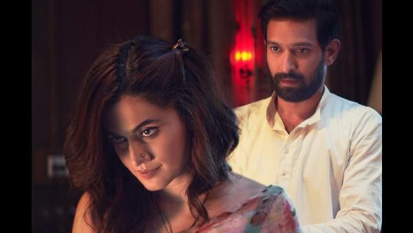 Taapsee Pannu Announces Release Date Of Haseen Dillruba On Netflix; Calls It 'Ultimate Kaunspiracy'
