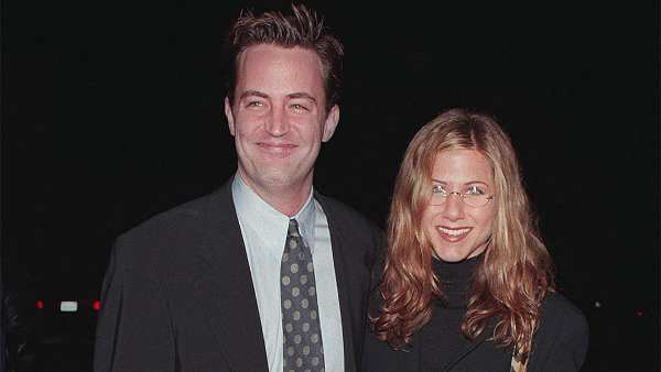 Jennifer Aniston Says She Didn't Understand Level Of Anxiety Matthew Perry Faced While Filming Friends