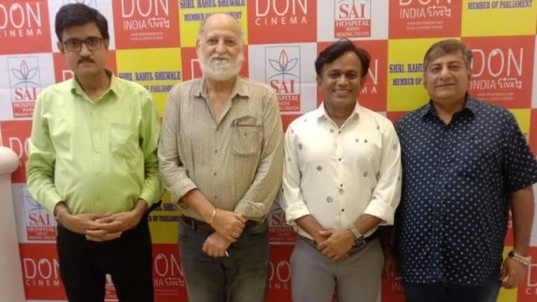 COVID-19 Vaccination Drive For Film Journalists Organized In Mumbai