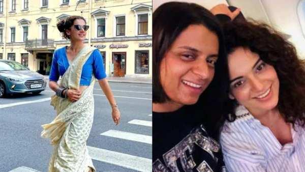 Rangoli Chandel Claims Taapsee Pannu Copied Kangana Ranaut's Style, Deletes Post Saying Taapsee Has No Talent