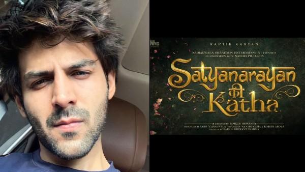 Kartik Aaryan To Star In Satyanarayan Ki Katha