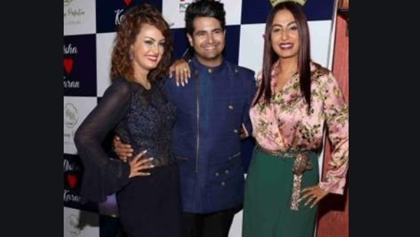 Kashmera Shah Supports Nisha Rawal & Says Karan Mehra Did Hit Her; Adds He Messed Up With Financial Things