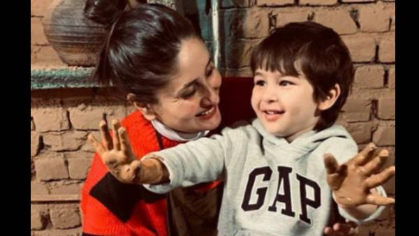 Kareena Kapoor Khan Shares An Adorable Video Of Son Taimur On The Occasion Of World Environment Day
