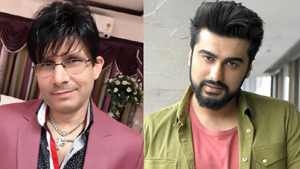 KRK Calls Arjun Kapoor His Only Real Friend In Bollywood; Says 'I Will Never Criticize Your Film'
