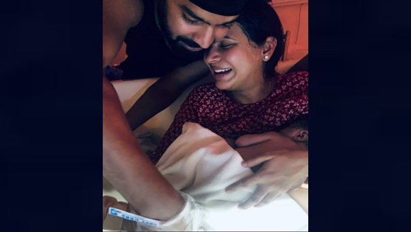 Bigg Boss Tamil 2 Fame Mahat Raghavendra And Wife Prachi Mishra Blessed With A Baby Boy