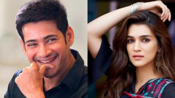 Kriti Sanon Calls Her First Co-Star Mahesh Babu 'Amazing'