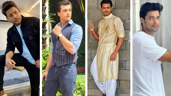 Sidharth Shukla, Parth Samthaan To Mohsin Khan and Neil Bhatt, here are the 20 most desirable men on TV