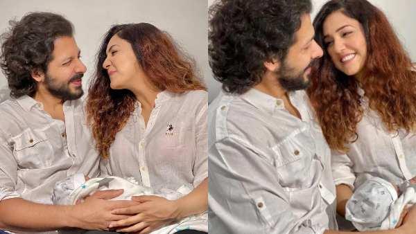 Neeti Mohan-Nihaar Pandya Share First Photos Of Son Aryaveer; Anushka Sharma, Harshdeep Kaur Shower Love