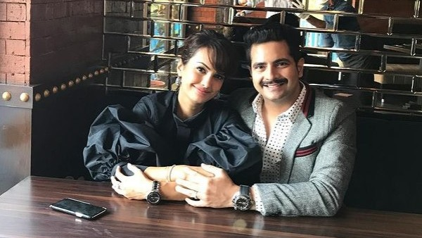 Turning Off the Cameras with Karan Mehra Nisha Rawal at Home: All Orchestrated Seeds