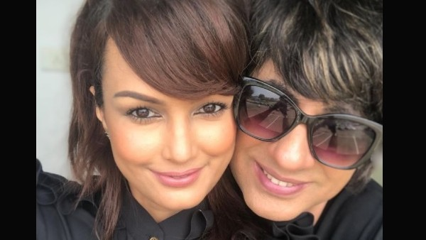 Rohit Verma: Nisha Rawal scored points on her forehead;  He didn't have to do Plastic Surgery