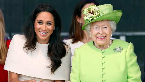 Queen Elizabeth 'Delighted' After Prince Harry & Meghan Markle Welcome Baby Girl Lilibet Diana
