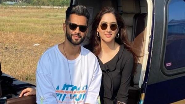 Disha Parmar Lip-Syncs To Selena Gomez's Dialogue 'I Am Not Lazy', Rahul Vaidya Gives Funny Reply