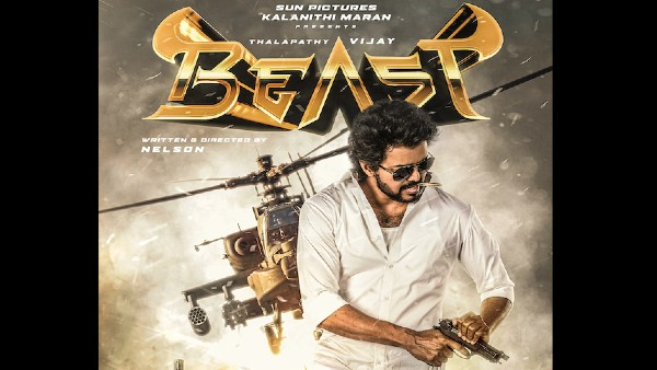 Thalapathy Vijay's Beast Second Look Out!