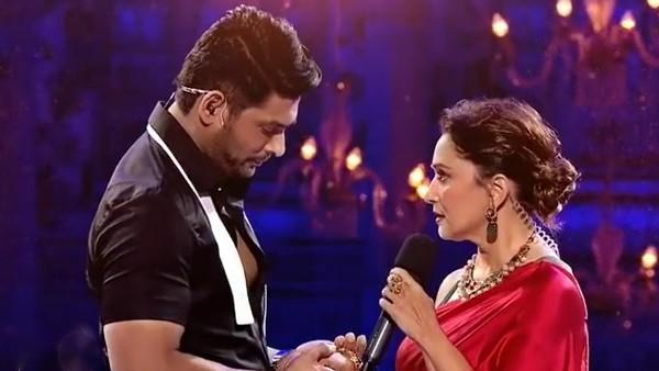 Sidharth Shukla & Madhuri Dixit Recreating Dil Toh Pagal Hai Scene On Dance Deewane 3 Is A Must-Watch