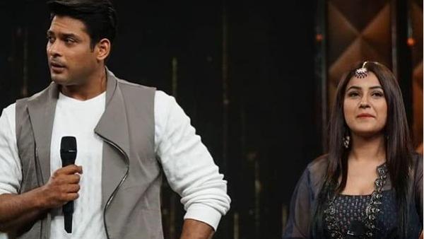 Sidharth Shuklak praises Shehnaaz Gill's Journey Post Bigg Boss 13