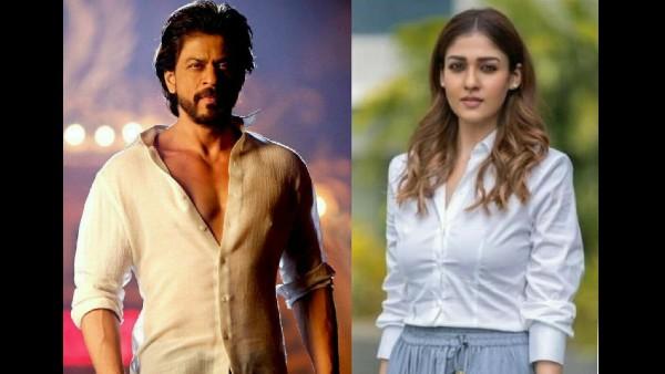 Nayanthara To Make Her Bollywood Debut With Shah Rukh Khan-Atlee's Film?