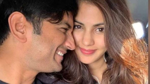 Rhea Chakraborty Says Sushant Singh Rajput Is Protecting Her Like Guardian Angel; 'Please Come Back To Me'