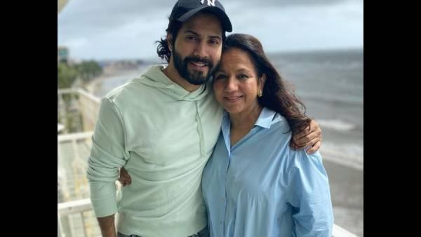 Varun Dhawan Shares A Beautiful Birthday Wish For Mother Lali Dhawan, Katrina Kaif Reacts