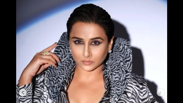 Vidya Balan Opens Up On Facing Sexism