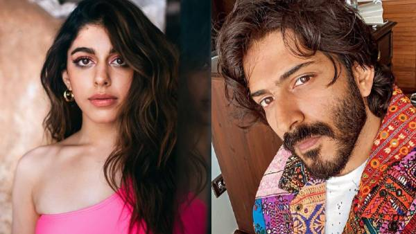 Alaya F And Harsh Varrdhan Kapoor Not Doing A Film Together, Confirms The Actress