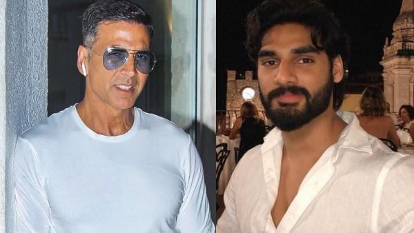 Akshay And Ahan To Team Up For Sajid Nadiadwala's Next