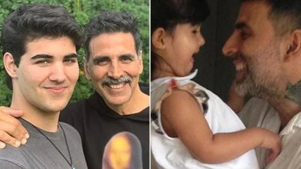 Akshay Kumar's Father's Day Post Wins The Internet