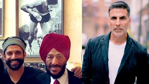 Farhan, Akshay & Other Celebs Mourn Milkha Singh's Demise