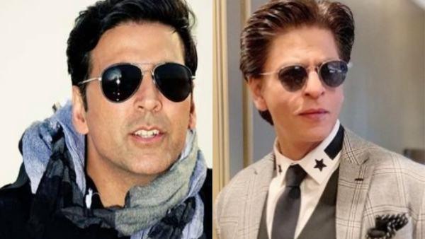 Akshay, SRK, Kartik Aaryan, Varun Dhawan Resume Shooting