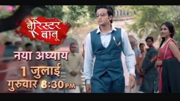 Barrister Babu LEAP Promo Out! Anchal Sahu Takes Over As Bondita; Pravish Aka Anirudh's New Look Revealed