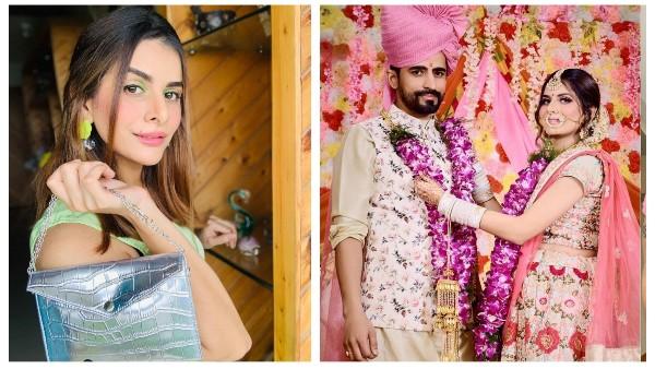 Kundali Bhagya Actress Isha Anand Sharma Ties The Knot